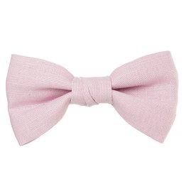 Siena Clip linnen strik roze