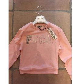 """Fracomina Sweater """"FRCM"""" kanten rug"""