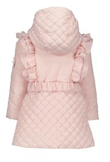 Le Chic Jas riem diamond quilting pink