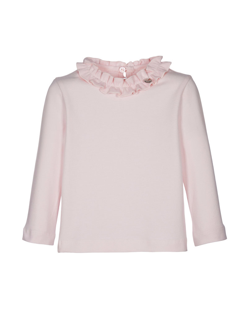 Lapin House Longsleeve coll offwhite frullen