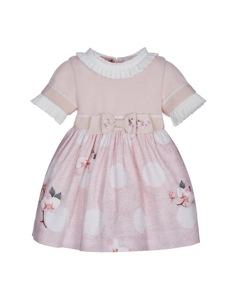 "Lapin House Jurk ""Pink Flowers"""