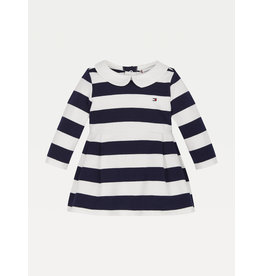 TOMMY HILFIGER Polo jurk rugby stripe