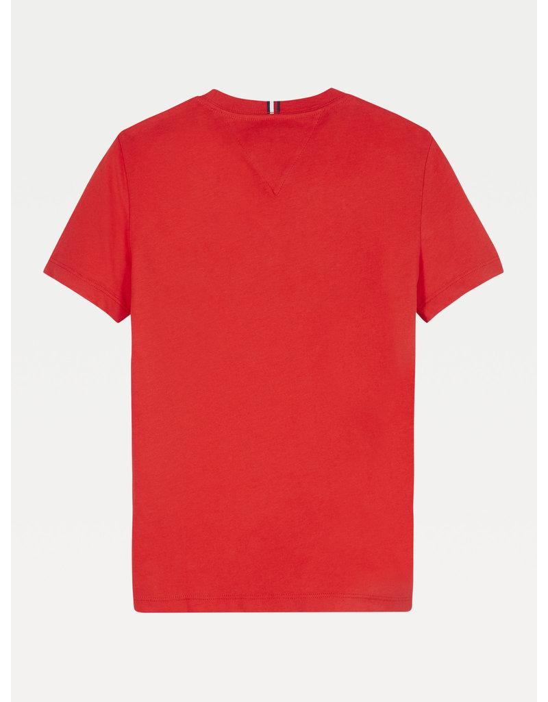 TOMMY HILFIGER Tshirt NYC rood