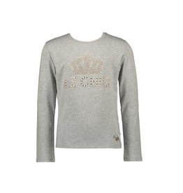 "Le Chic Longsleeve ""LE CHIC Crown"" seal melee"