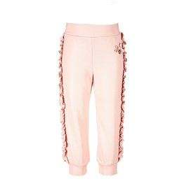 Le Chic Broek spray glitter french rose