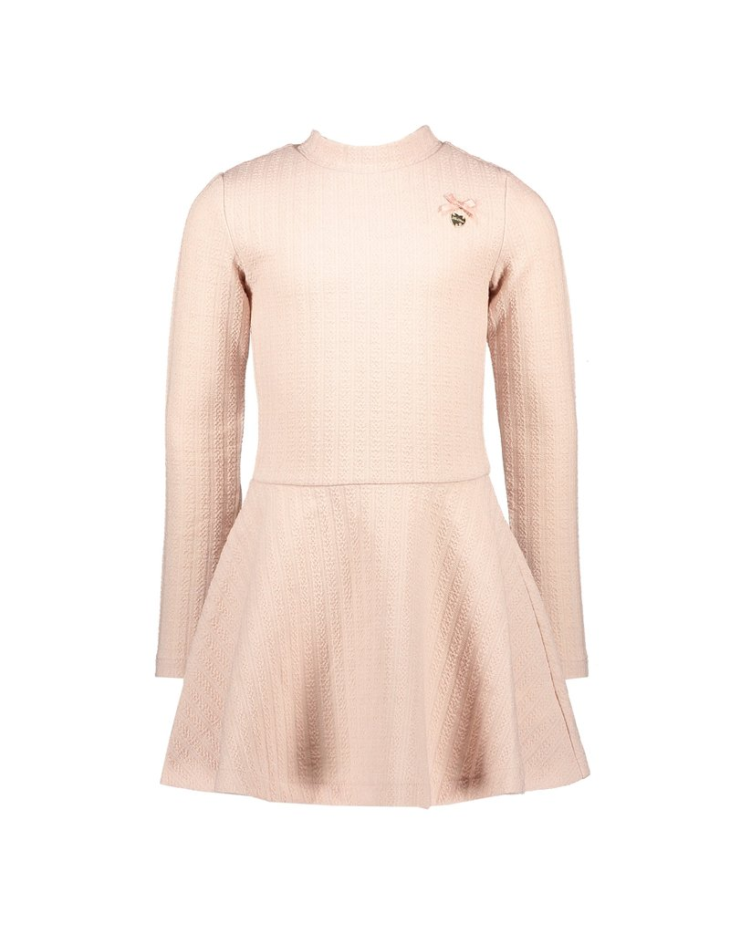 Le Chic Jurk classic paris-look french rose