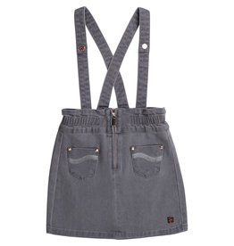 Carrément Beau Jeansjurk denim grey