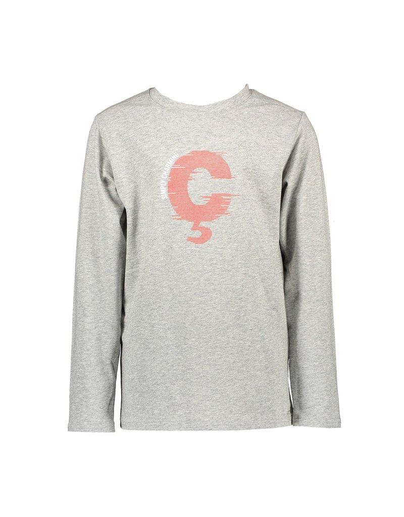 """Le Chic Garçon Tshirt """"Ç"""" seal melee"""