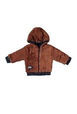 LE CHIC BEBE Coat teddy reversible