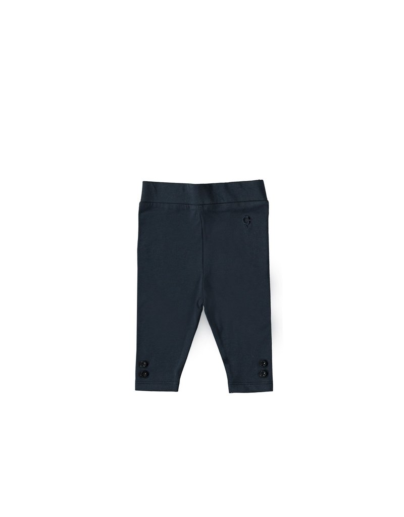 LE CHIC BEBE Broekje organic cotton navy