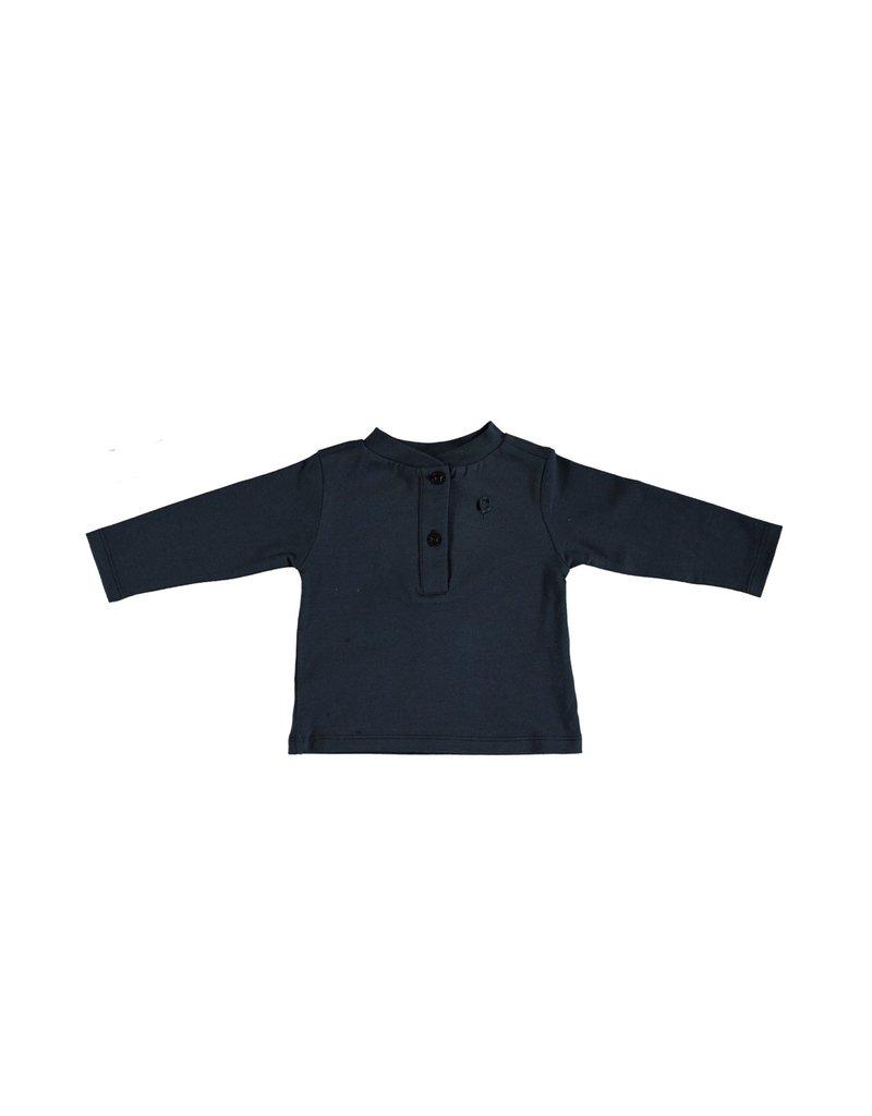 LE CHIC BEBE Tshirt organic cotton navy