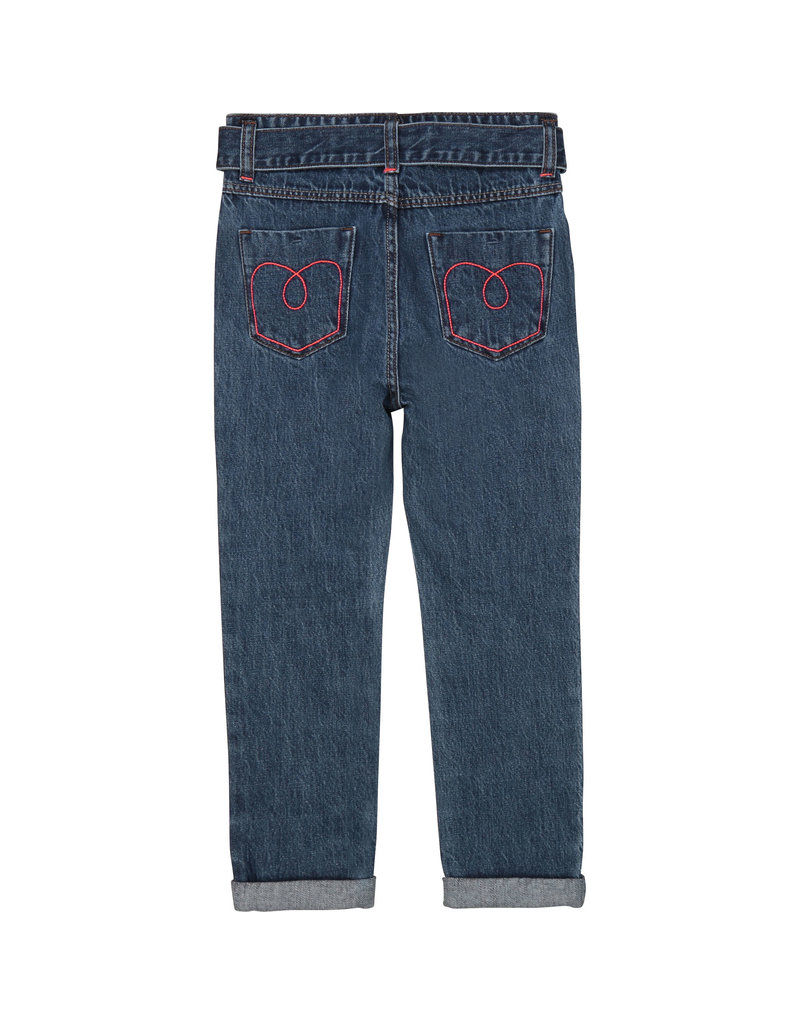 Billieblush Jeans double stone riem