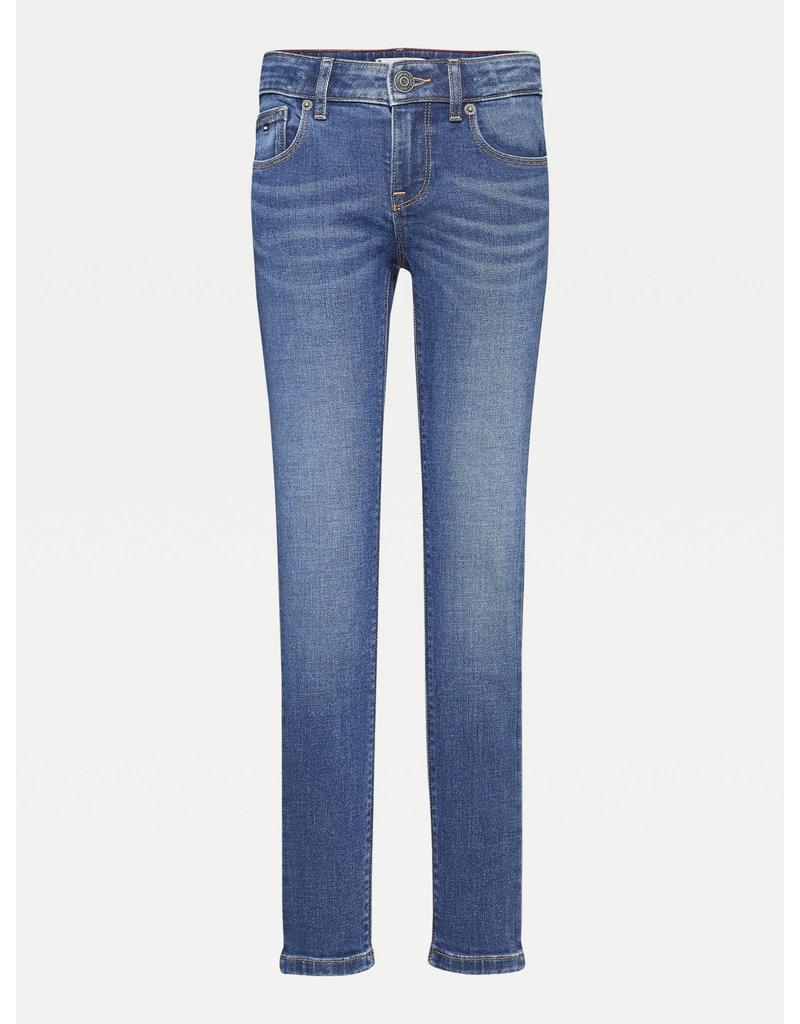 TOMMY HILFIGER Jeans Nora skinny midnight dark blue