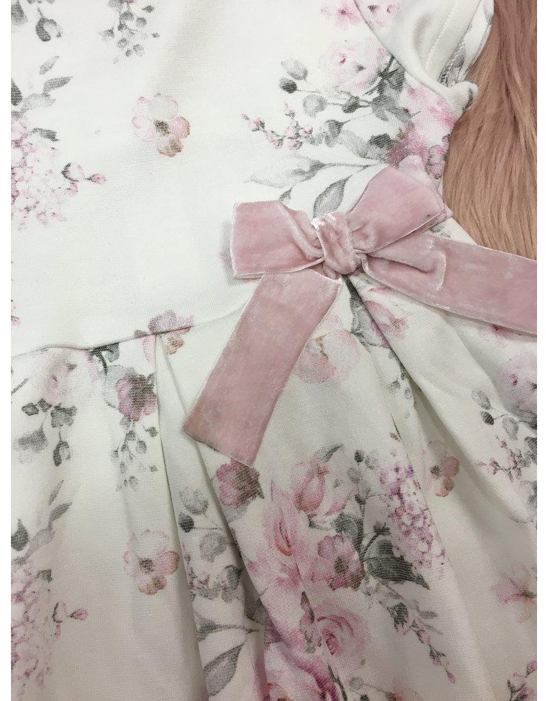 Yours Jurk bloemenprint
