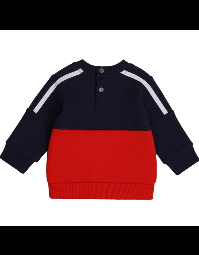 Timberland Sweater red/marine