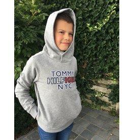 TOMMY HILFIGER Hoodie NYC mid grey