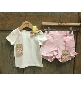 Lapin House Shortje roze