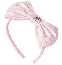 Balloon Chic Haarband streepjes roze