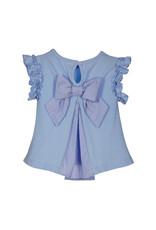 "Lapin House Set ""Little Bunny"" blauw/oranje"