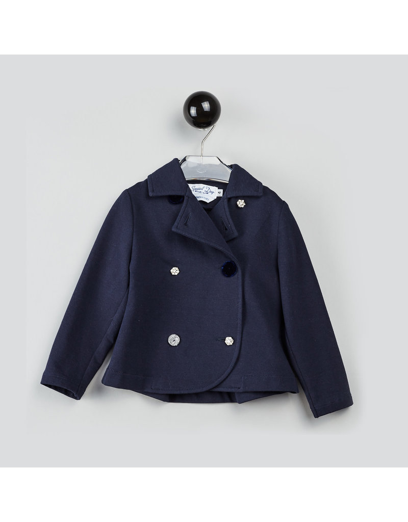 Special Day Blazer/Vest marine