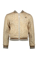 "Le Chic Bomber ""Animal Dots"" reversible"