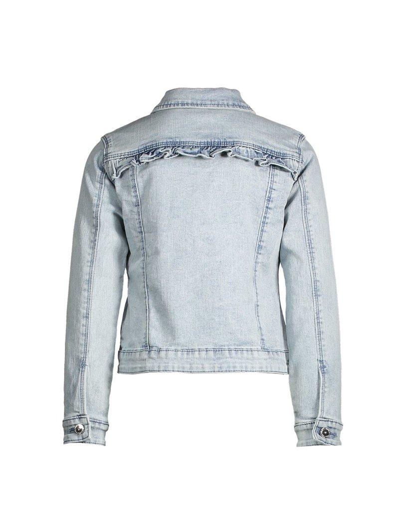 Le Chic Jeans jacket light wash