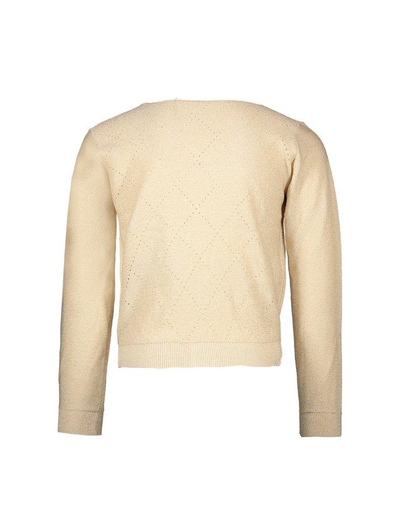 Le Chic Cardigan knit beige