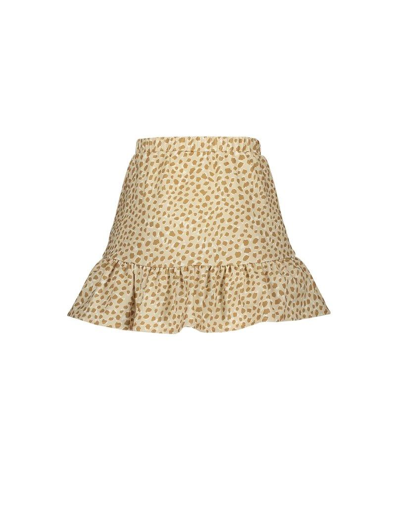 """Le Chic Rokje """"Animal Dots"""" beige"""