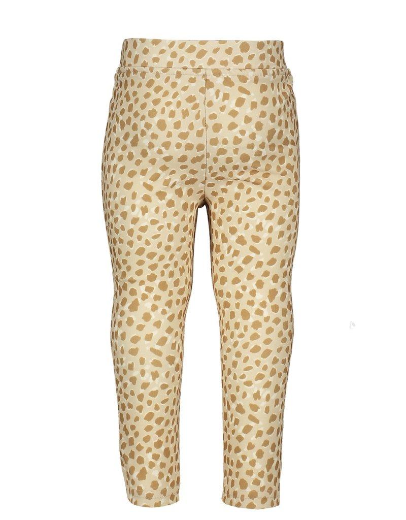 "Le Chic Legging ""Animal Dots"" beige"