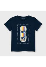 """MAYORAL Tshirt """"Vibrations"""" navy"""