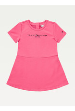 TOMMY HILFIGER Jurk sweaterdress exotic pink