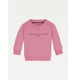 TOMMY HILFIGER Sweater essential exotic pink