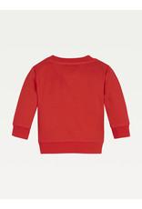TOMMY HILFIGER Sweater essential deep crimson
