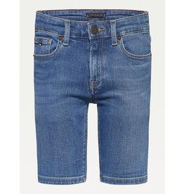 TOMMY HILFIGER Short jeans spencer summermed blue stretch