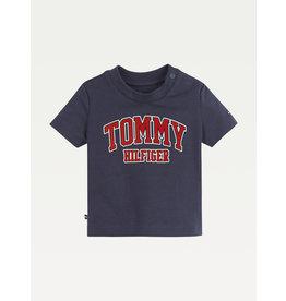 "TOMMY HILFIGER Tshirt ""TOMMY"" twilight navy"