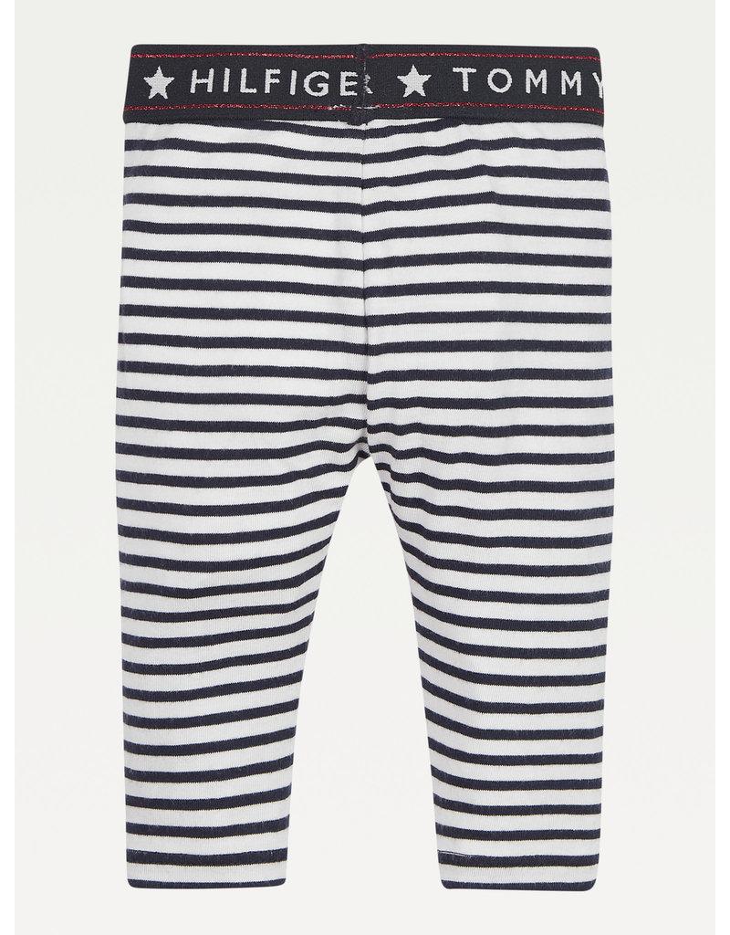 TOMMY HILFIGER Legging navy stripe