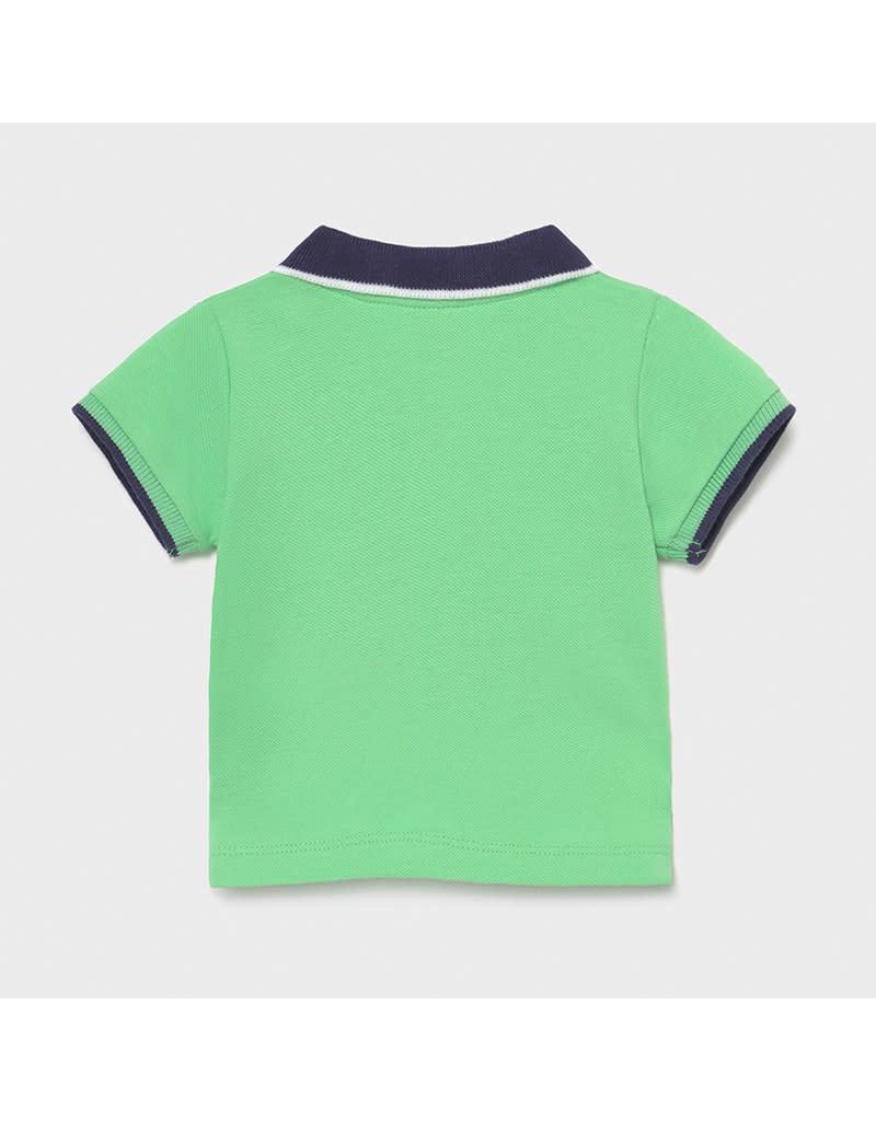 MAYORAL Polo basic mint