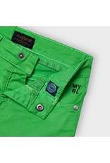MAYORAL Short matcha groen