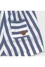 MAYORAL Short striped blue