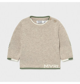 MAYORAL Sweater knit beige