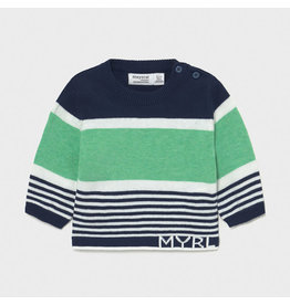 MAYORAL Sweater knit mint