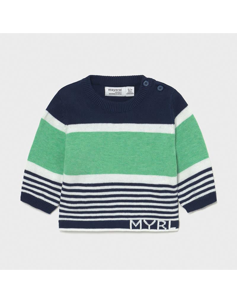 MAYORAL Sweater knit mint