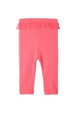 Billieblush Legging ruches roze fluo