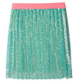 Billieblush Rok pailletten mintgreen