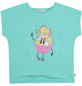 "Billieblush Tshirt ""Cupcake"" mintgreen"