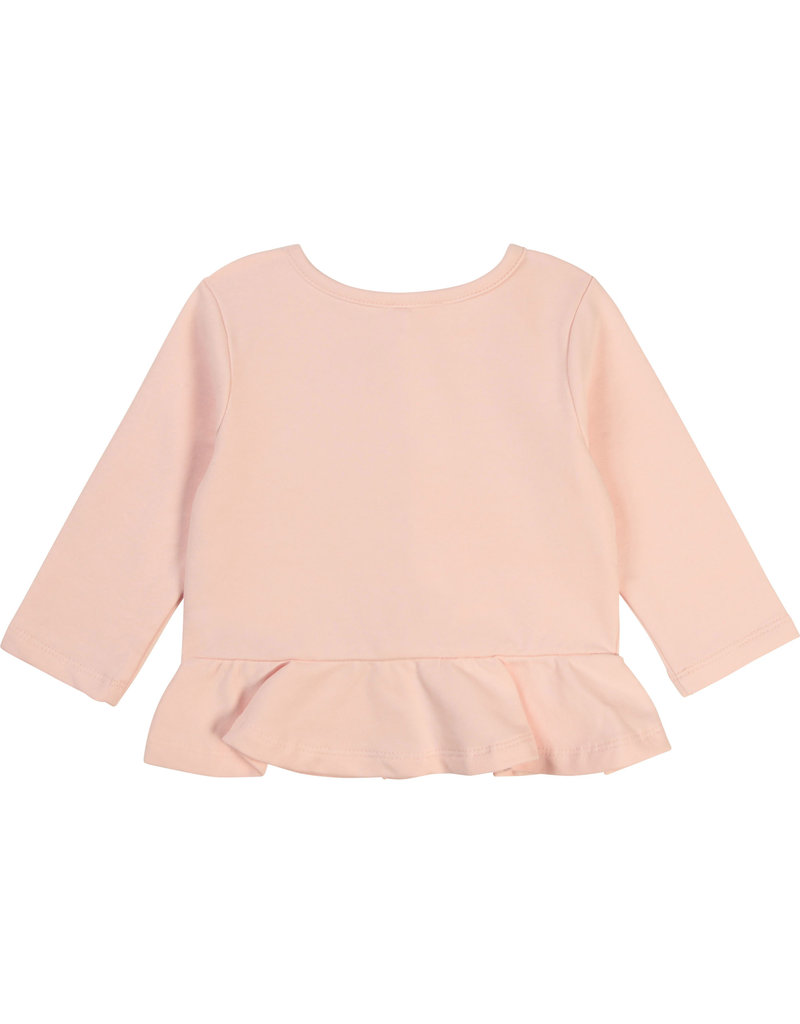 Carrément Beau Cardigan baby pink