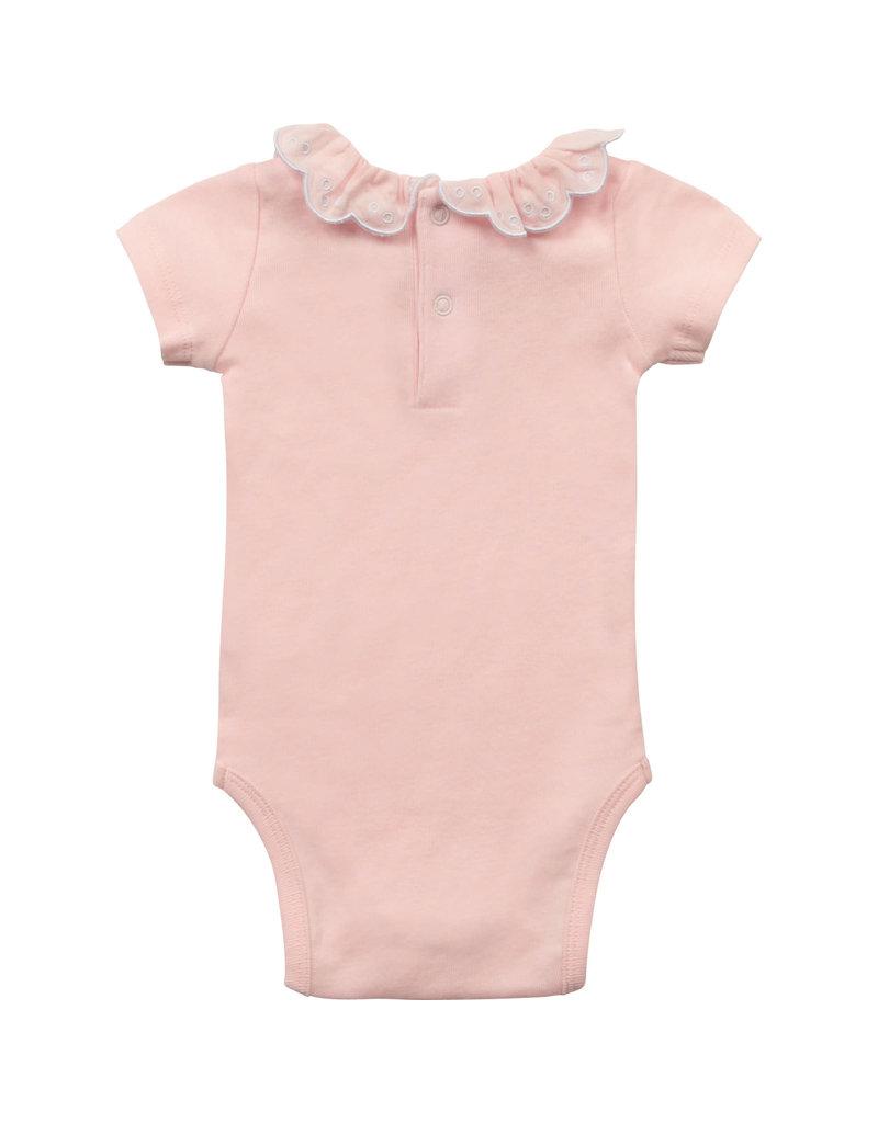 Carrément Beau Body kraagje baby pink
