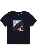 "Timberland Tshirt ""Nature Needs Heroes"" turquoise"