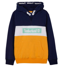 Timberland Sweater kap navy/oranje
