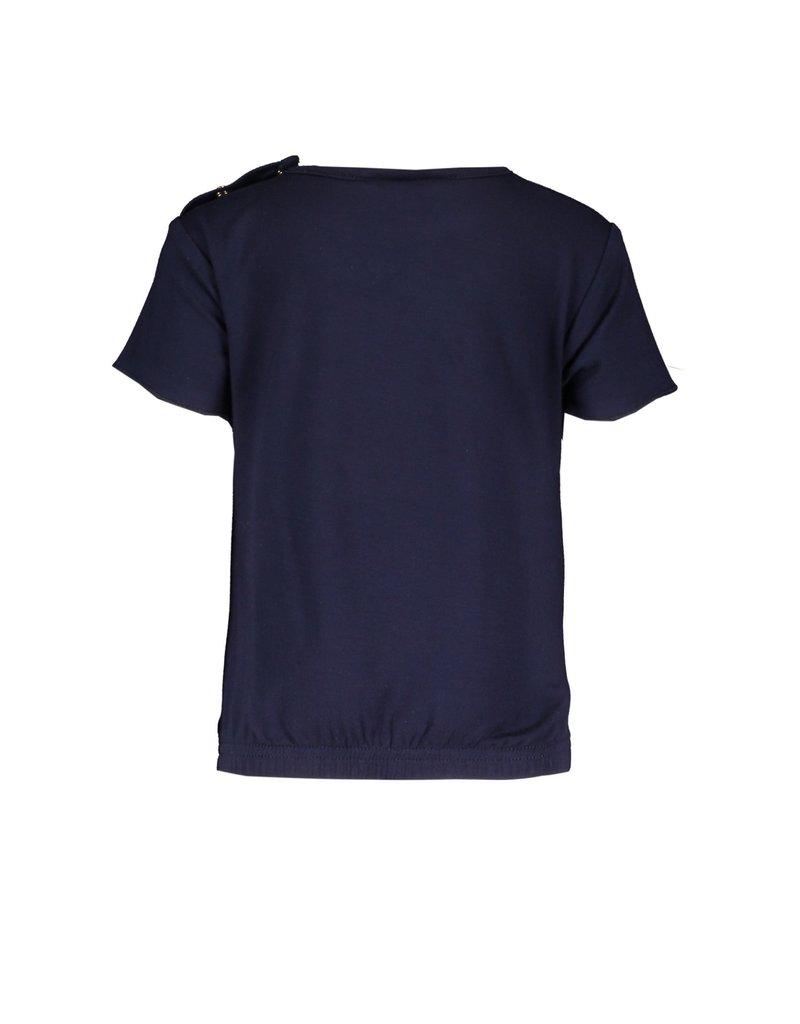 "Le Chic Tshirt ""Love Paris"" blue navy"